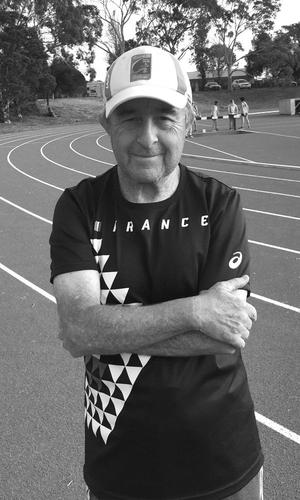Athletics Coach Steve Gaffney