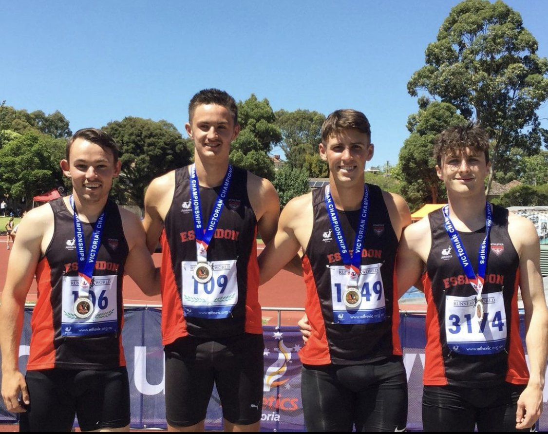 Victorian State Relay Champs