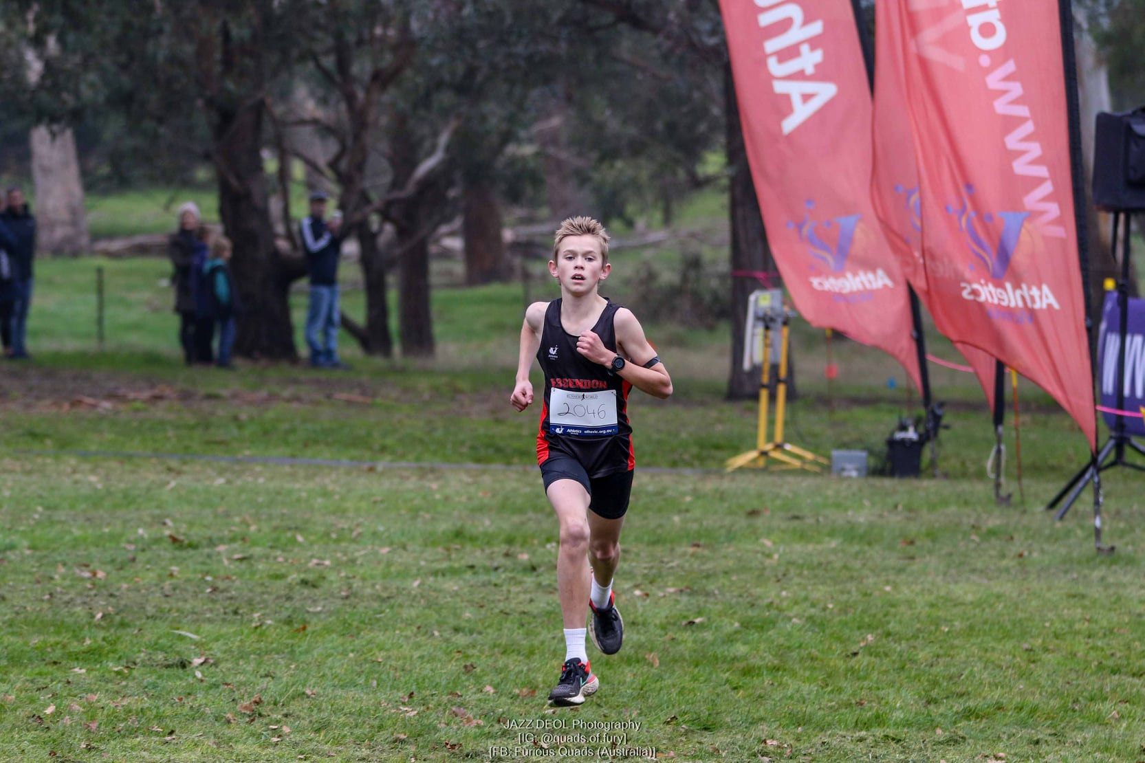 Read more about the article XCR 21 Cruden farm